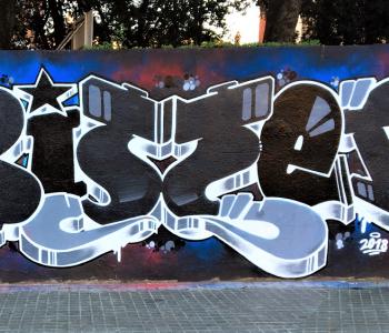 Anunciata's Wall Cerdanyola